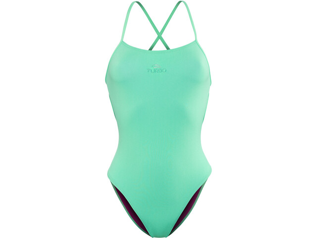 Turbo Siren Bañador Mujer, green